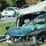 One Charged In Two Vehicle Crash
