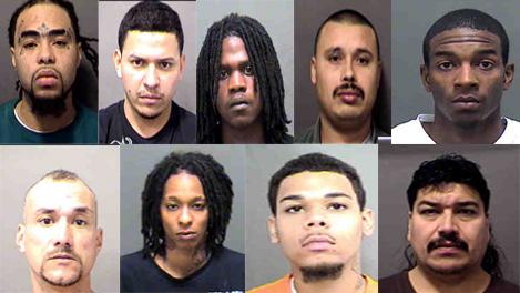 Crime In Charlotte 1 Four Arrested In Drug Bust - Www imagez co