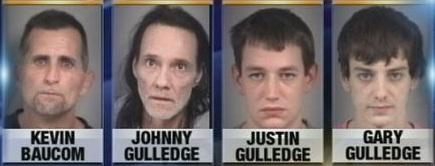 Four Arrested In Drug Bust