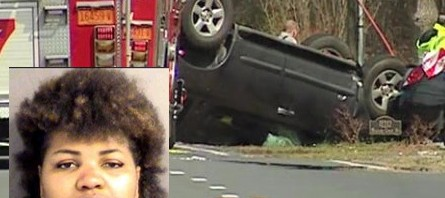 Woman Charged In Deadly Crash