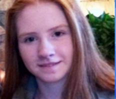 Missing Teen Girl