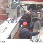 Restaurant Robbery Suspects On The Loose