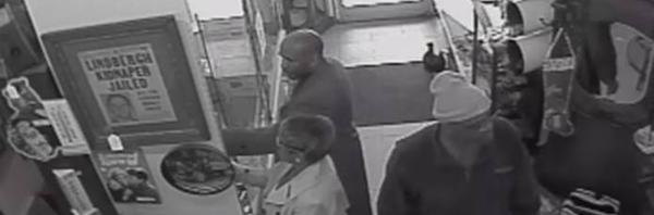 Jewelry Stolen From Antique Mall