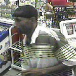 Police Release Surveillance Photo Of Armed Robber