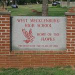 Police Investigating Vandalism At West Meck High School