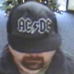Surveillance Photos Show Good Clues For Bank Robber