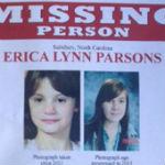 Reward Increased In Missing Erica Parsons Case