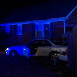 Drunk Driver Injured After Slamming Into Charlotte Home