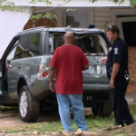 Woman Hit Boyfriend With SUV, Crashed Into Home