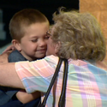 Elderly Woman, Great Grandson Found After Being Reported Missing