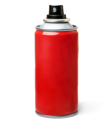 Red Spray Paint Can Images Galleries With A Bite