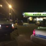 Men Shot Gunfire into Charlotte Waffle House, 1 Injured