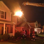 Fire Started in Gastonia Home Early Saturday