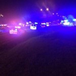 Officer Hit by Vehicle While Chasing Person at Traffic Stop