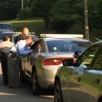 Gaston County Man Shot After Pointing Gun at Officer