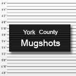 York County Arrests and Mugshots 08-25-2016