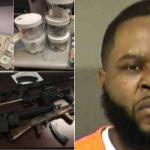 Police Seize Drugs, Large Amount of Cash in Charlotte Drug Bust