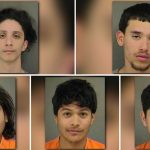 Five Teens Lead Police on High Speed Chase