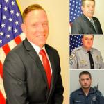 Four Law Enforcement Officers Shot During Manhunt