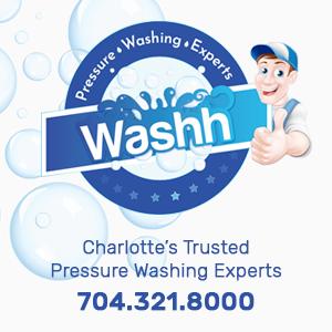 Washh Pressure Washing Charlotte NC